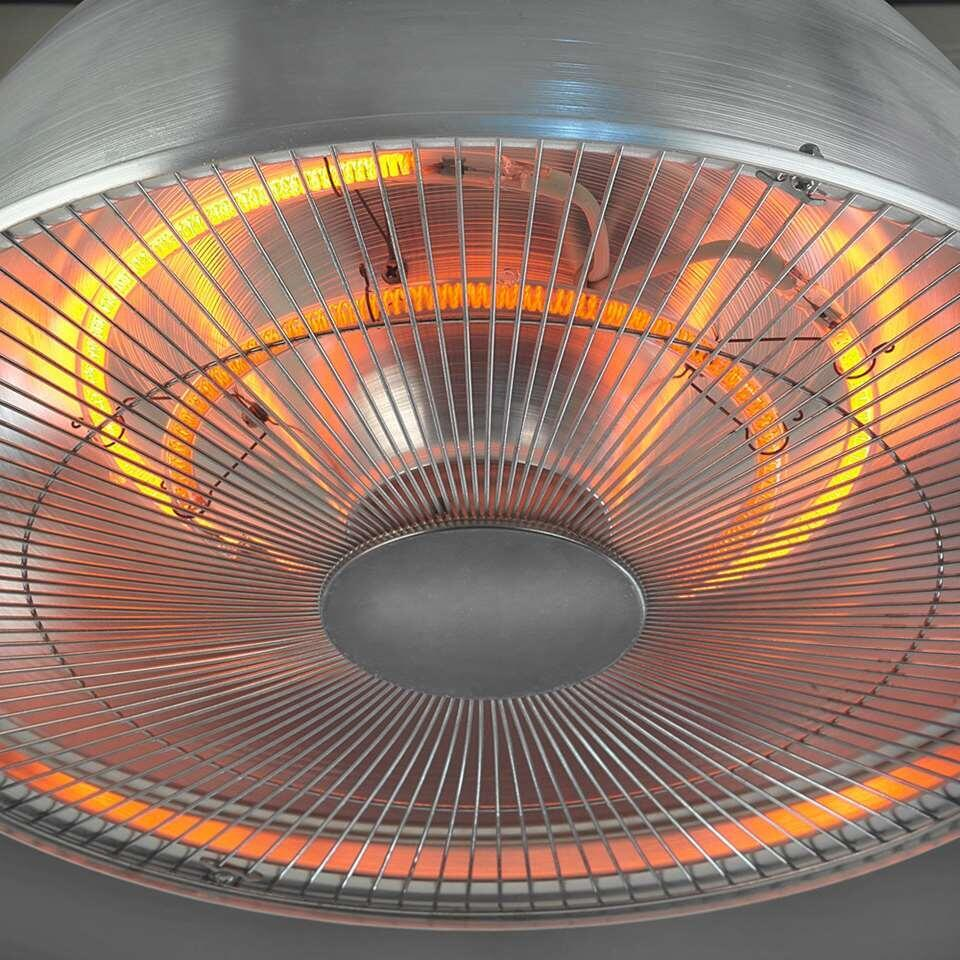 Eurom partytent heater 1500 IND - 42x42x33 cm