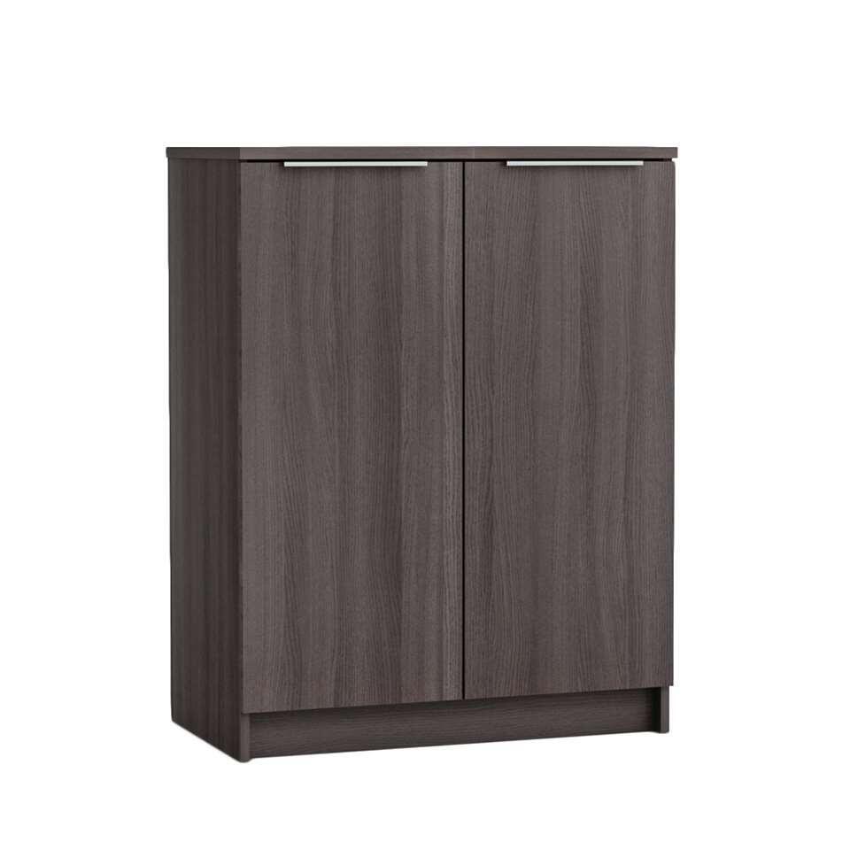 demeyere rangement space couleur ch ne marron fonc. Black Bedroom Furniture Sets. Home Design Ideas