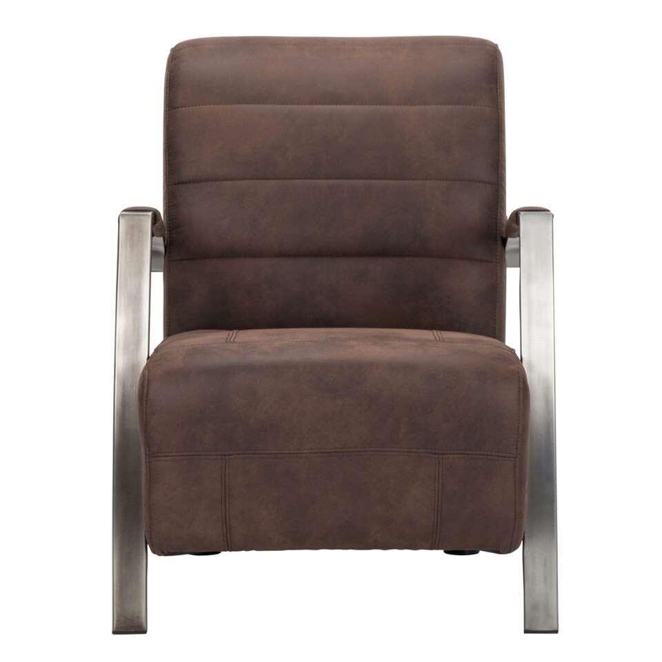 Fauteuil Sarasota est un fauteuil industriel à l'esthétique sobre qui suit la dernière mode.