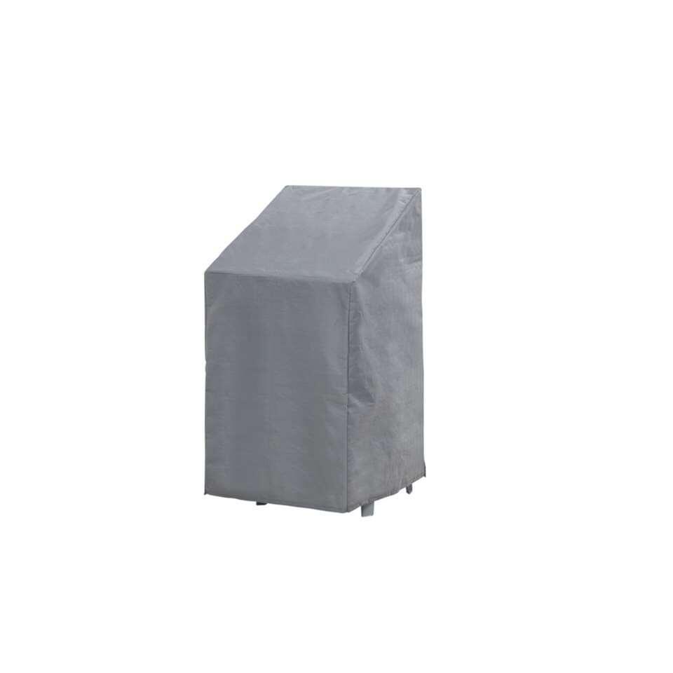 Outdoor Covers Premium hoes - stapelstoel - 128x66x66 cm - Leen Bakker