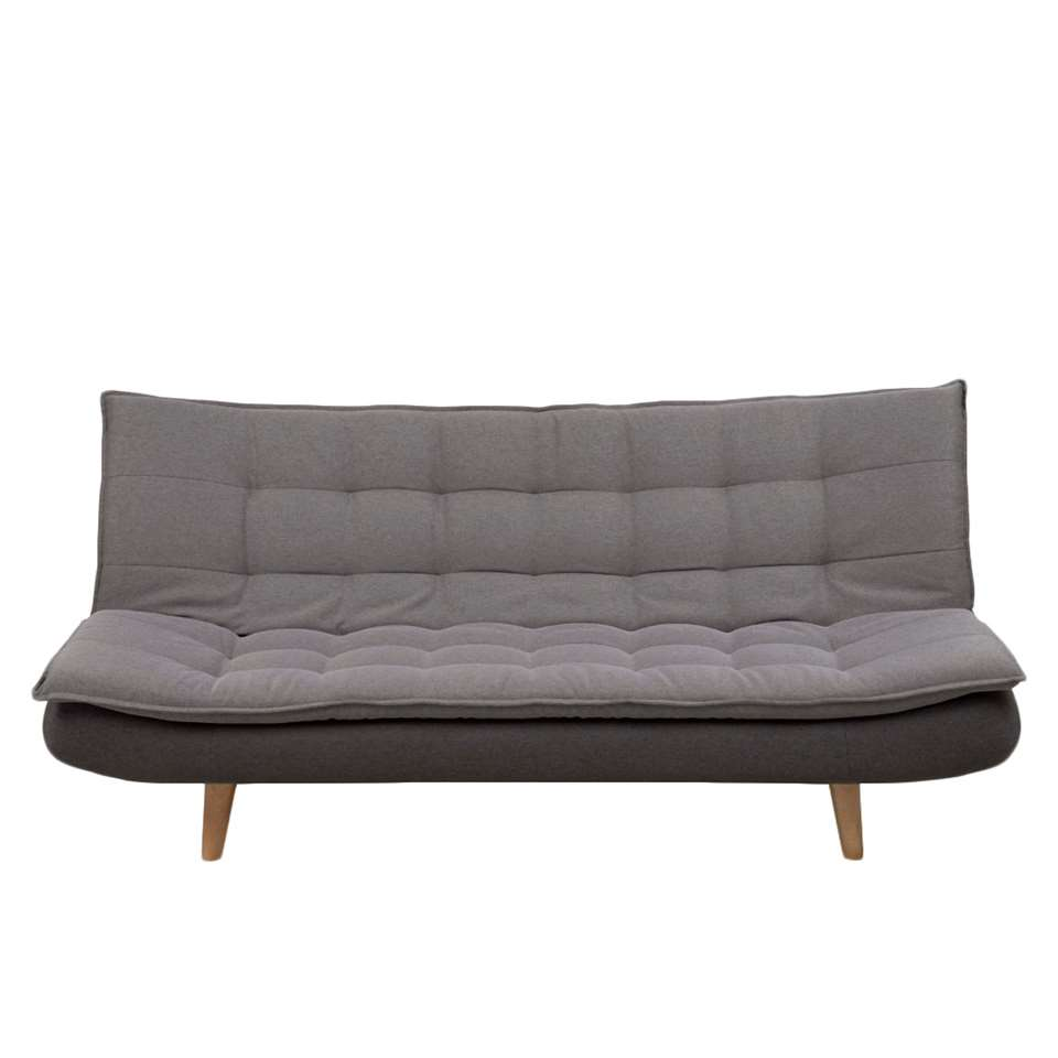 Slaapzetel Storre is 100% multifunctioneel. Overdag zitten en 's avonds comfortabel slapen!