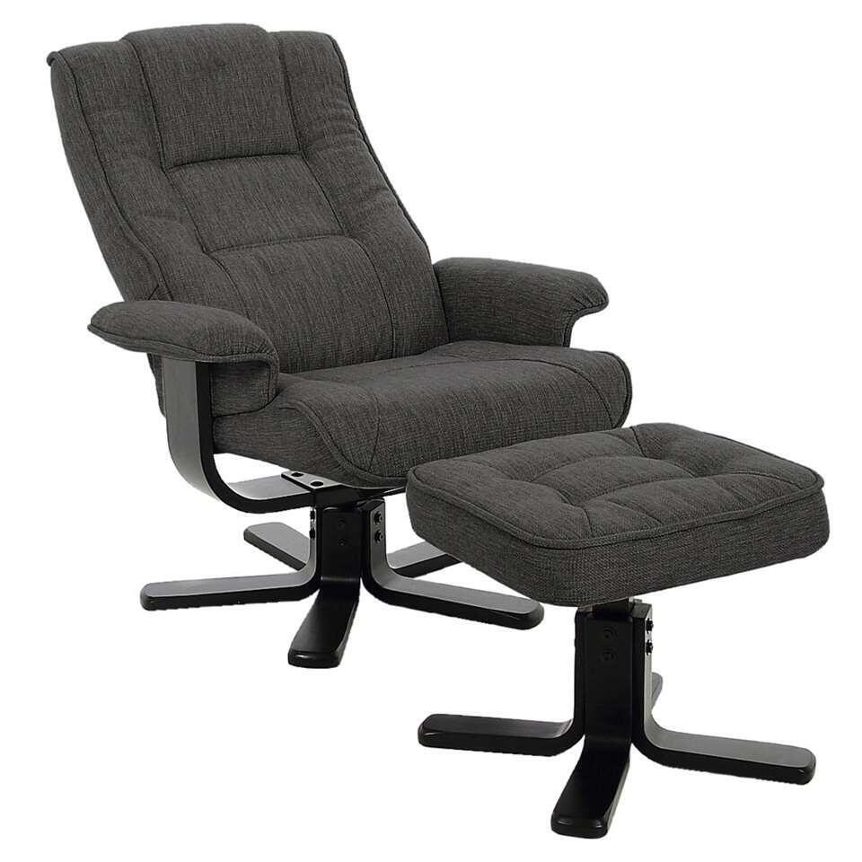 Fauteuil relax Arboga - anthracite