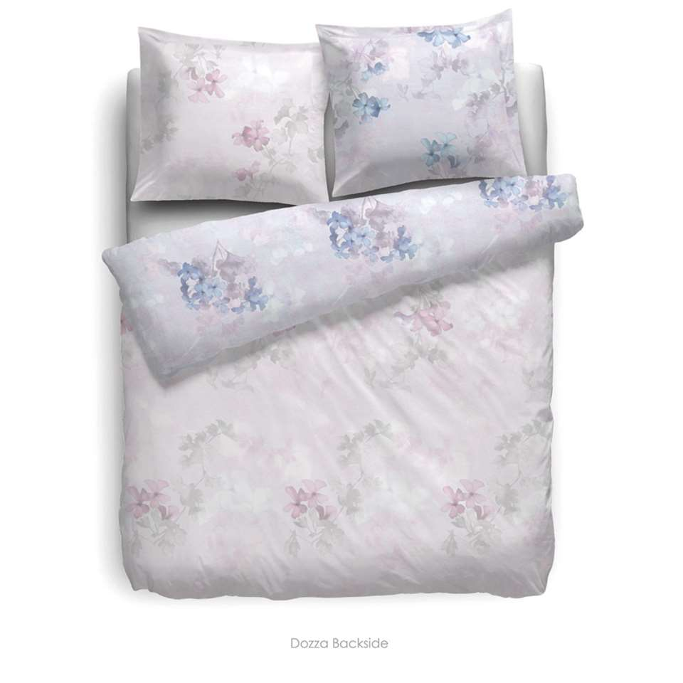 Heckett & Lane housse de couette Dozza - rose - 240x220 cm