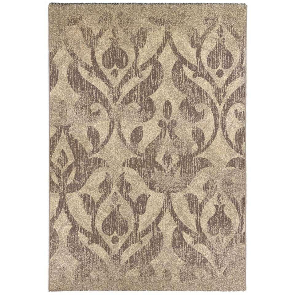 tapis sandy beige 160x230 cm. Black Bedroom Furniture Sets. Home Design Ideas