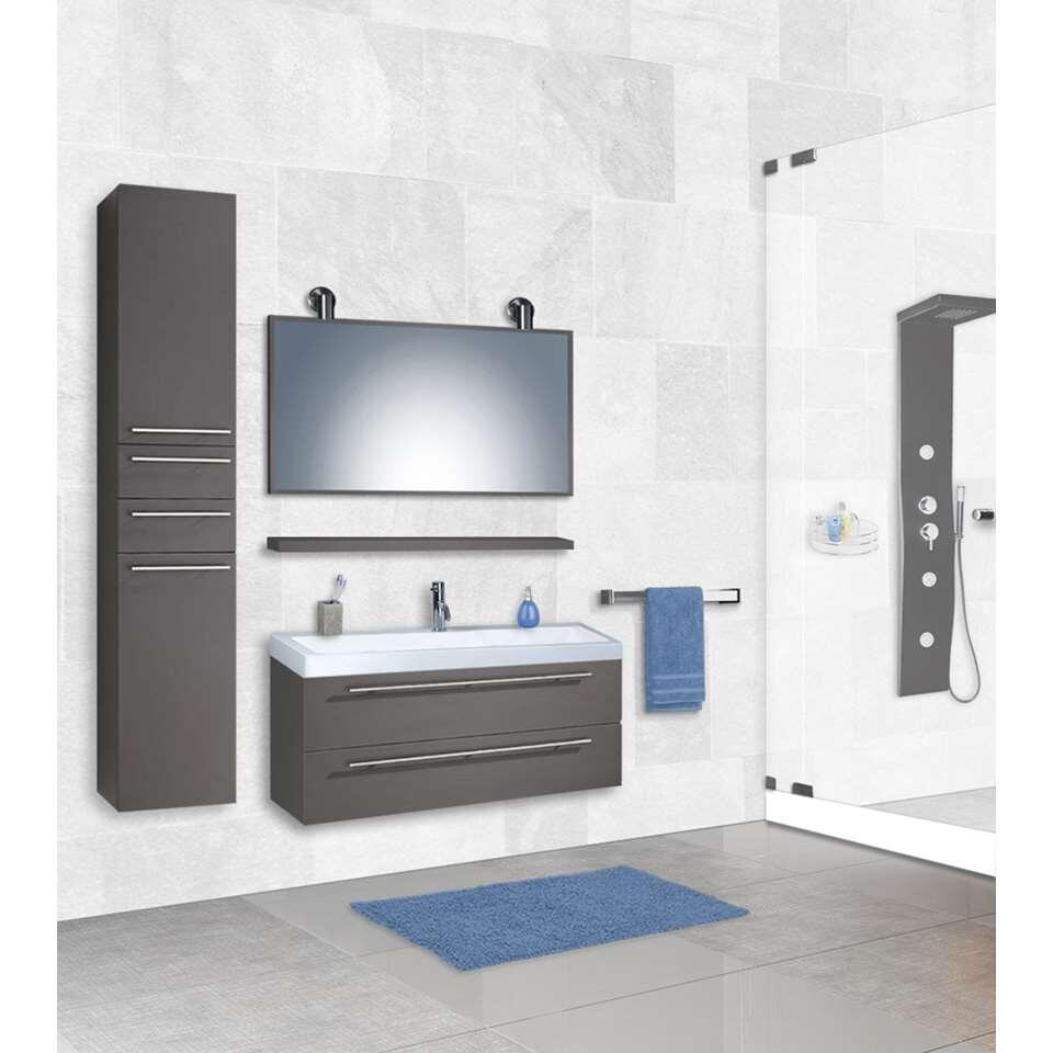 differnz armoire de salle de bains force anthracite en haut droite. Black Bedroom Furniture Sets. Home Design Ideas