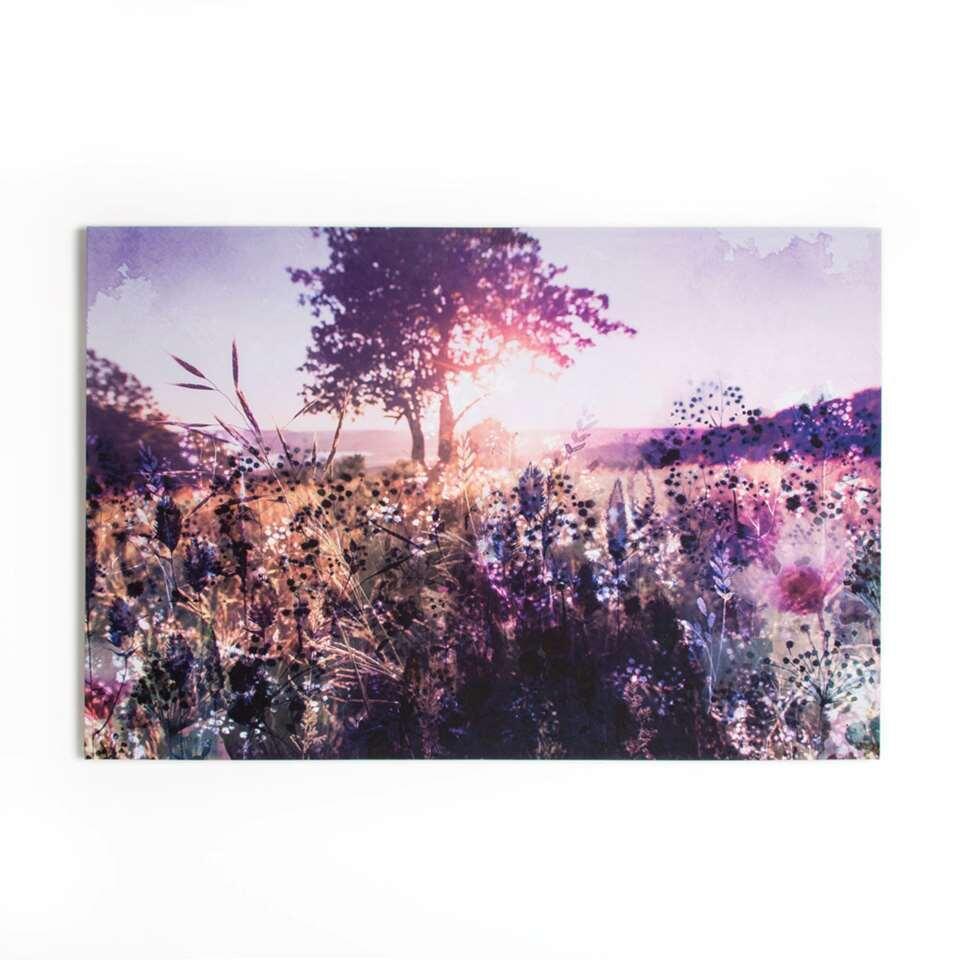 Art for the Home toile Layered Landscape - multicolore - 120x80 cm
