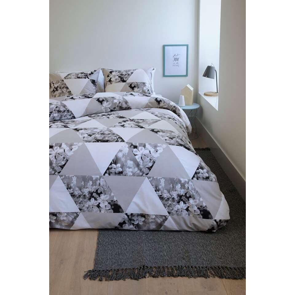 ambiante parure de couette loes 140x200 220 cm. Black Bedroom Furniture Sets. Home Design Ideas