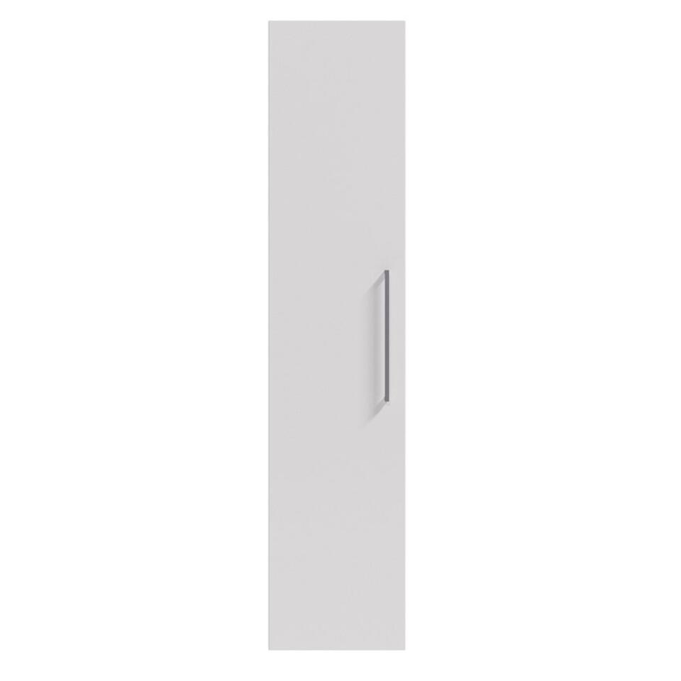 Bruynzeel colonne Luca - blanche - 160x35x35 cm