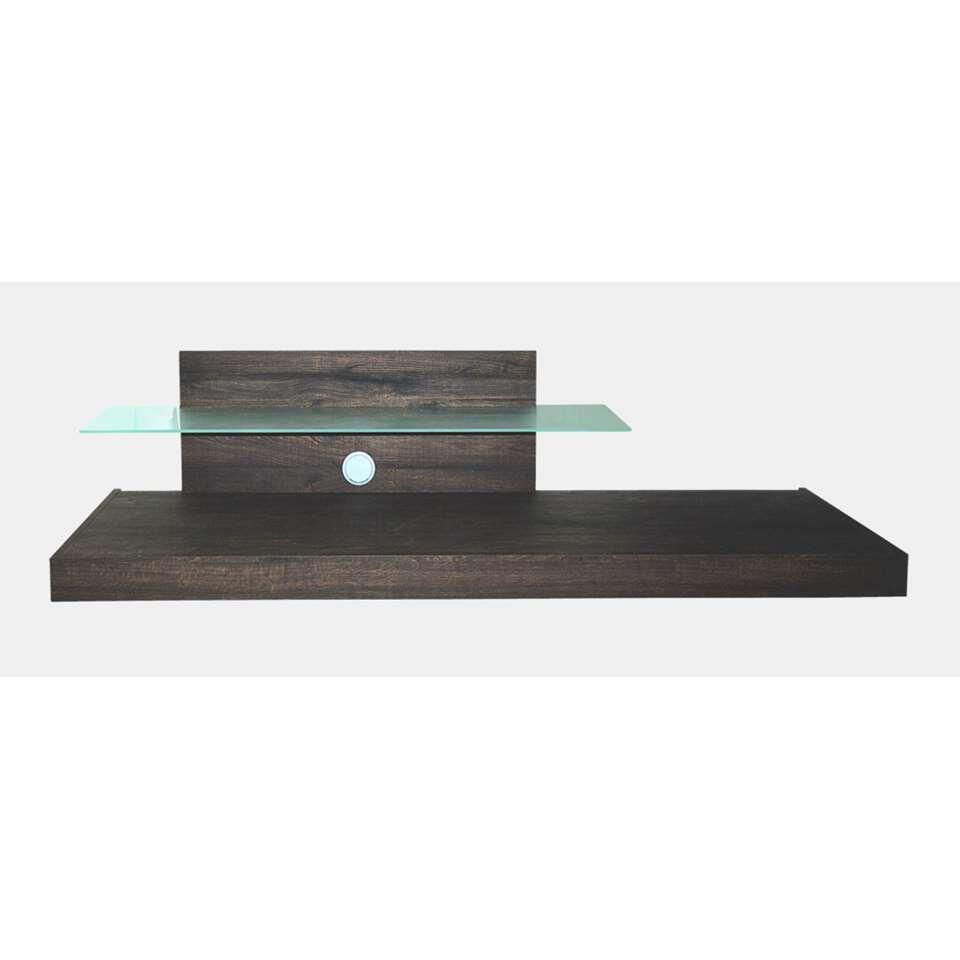 meuble tv mestre weng 200x64x51 cm. Black Bedroom Furniture Sets. Home Design Ideas