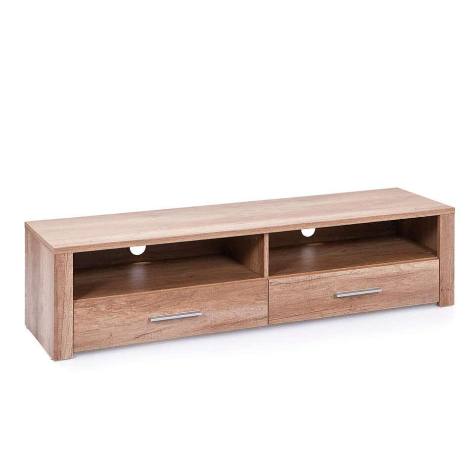 Dressoir TV Absoluto - brun - 37x150x40 cm