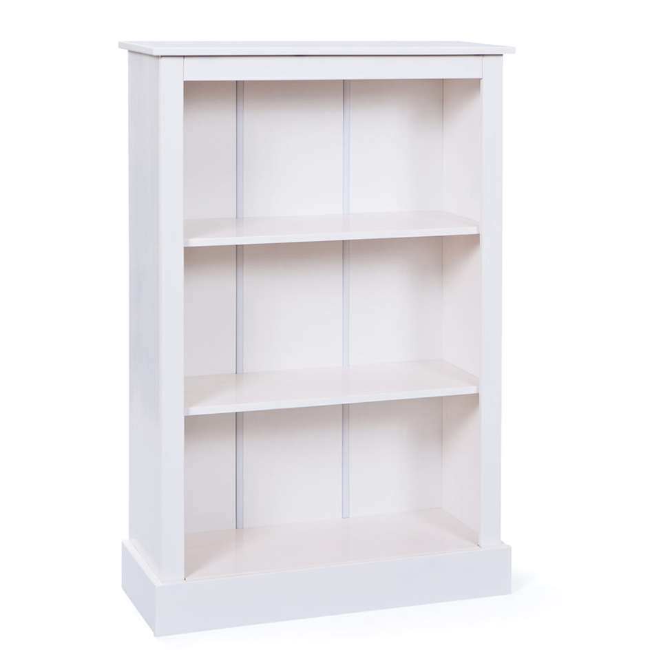 Boekenkast Provence - wit - 115x79x30 cm