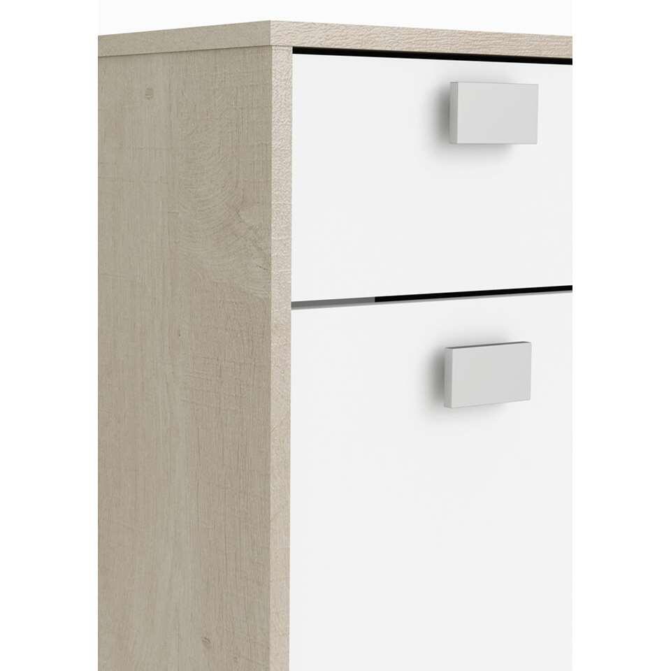 demeyere rangement salle de bains hawai ch ne clair blanc. Black Bedroom Furniture Sets. Home Design Ideas
