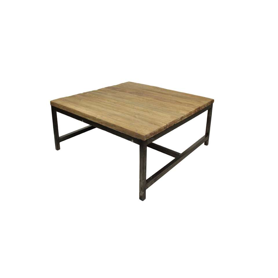 HSM Collection table basse Dingklik - 80x80x45 cm