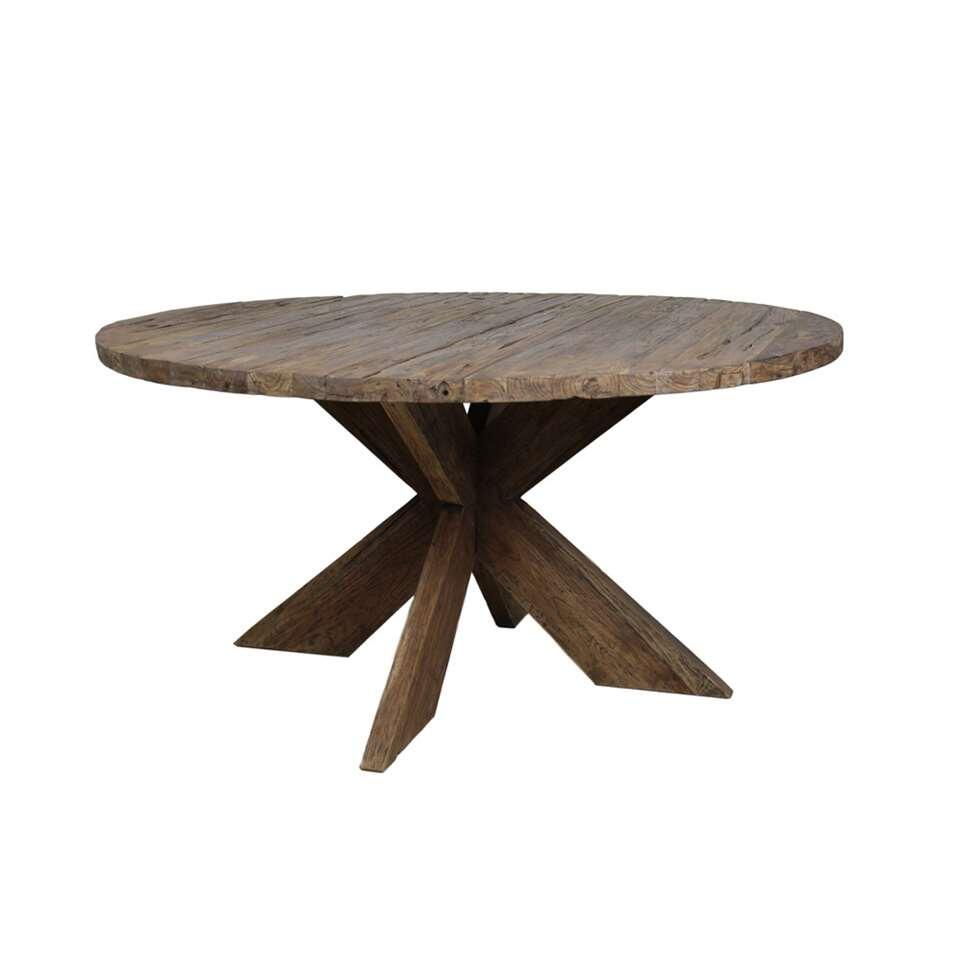 HSM Collection table Dingklik érosion - Ø130 cm