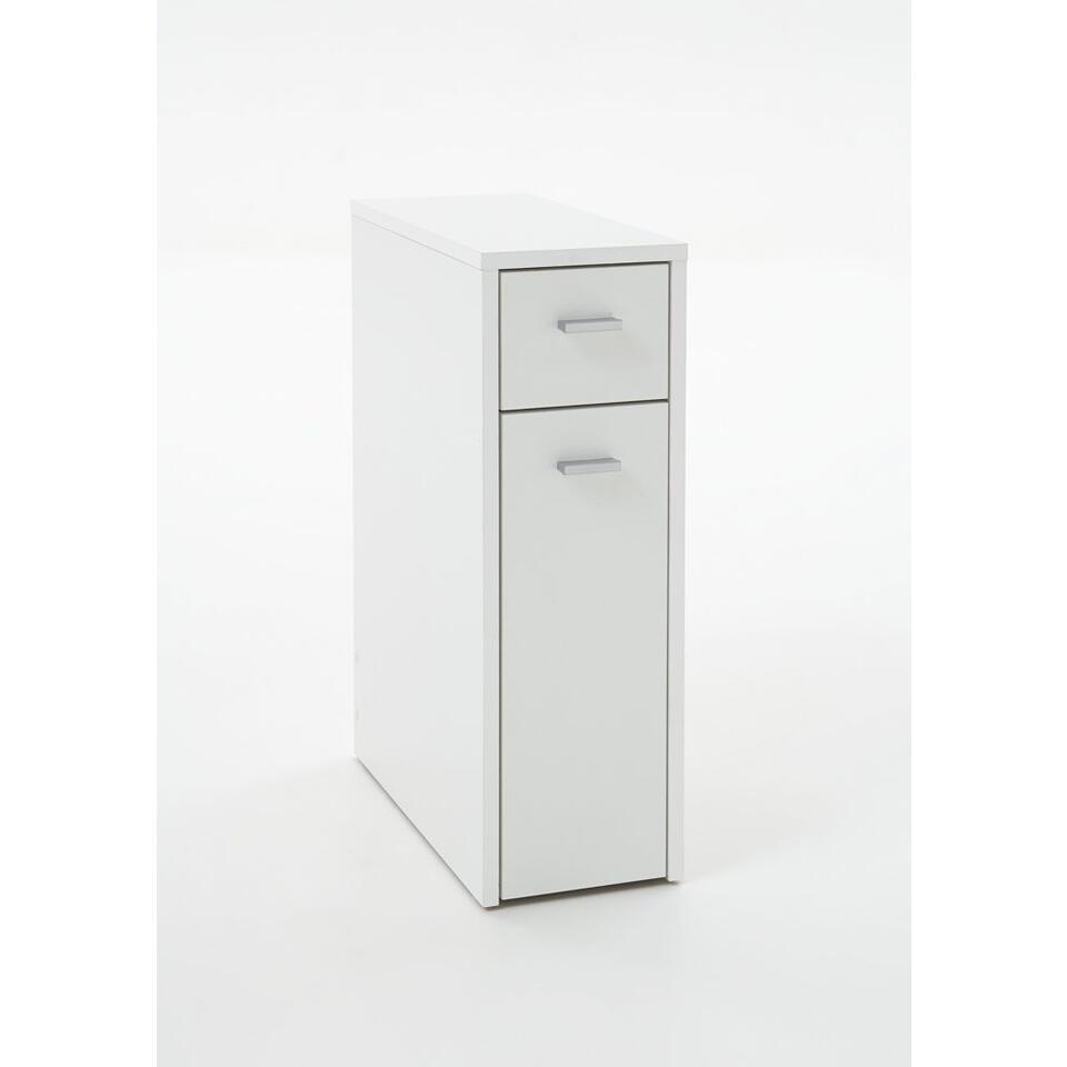 Badkamermeubel Denia - wit - 61x20x45 cm