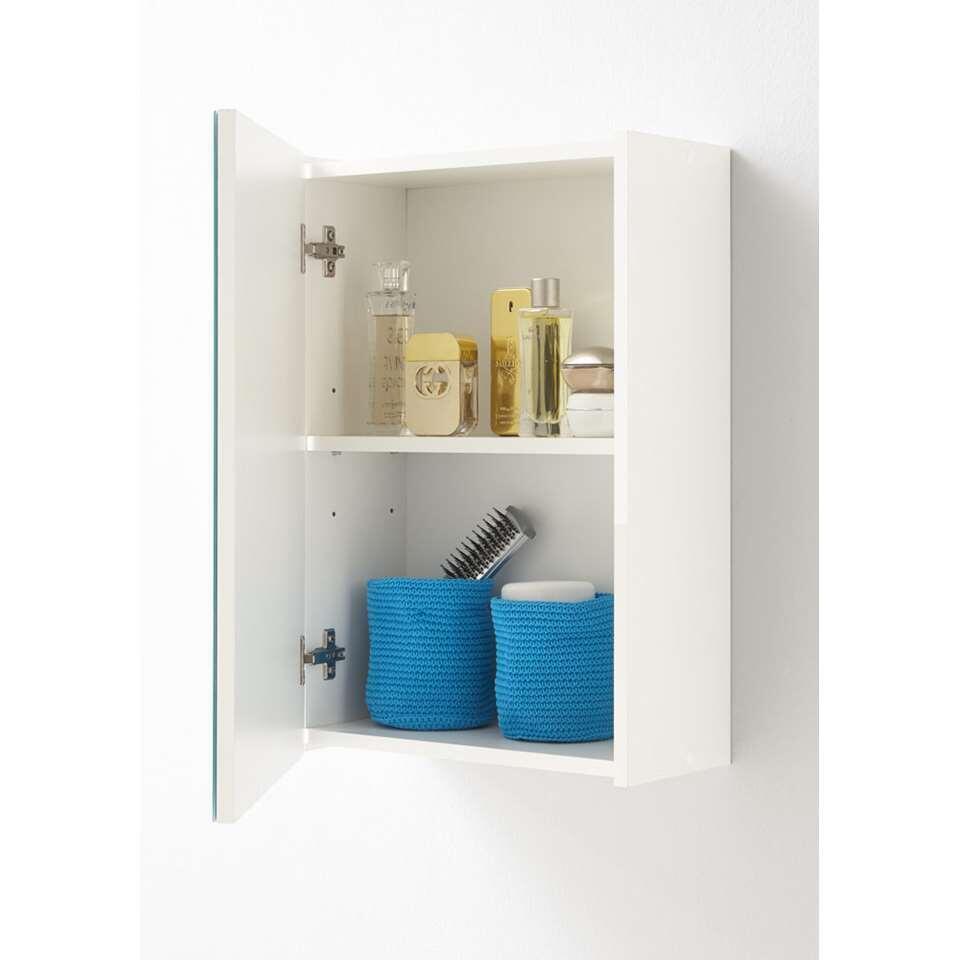 armoire de salle de bains mur elda. Black Bedroom Furniture Sets. Home Design Ideas