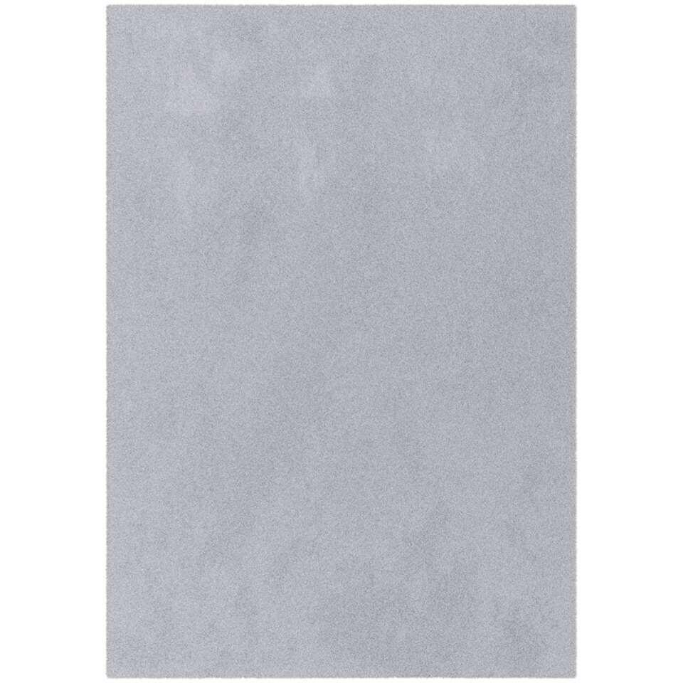tapis moretta gris clair 120x170 cm. Black Bedroom Furniture Sets. Home Design Ideas