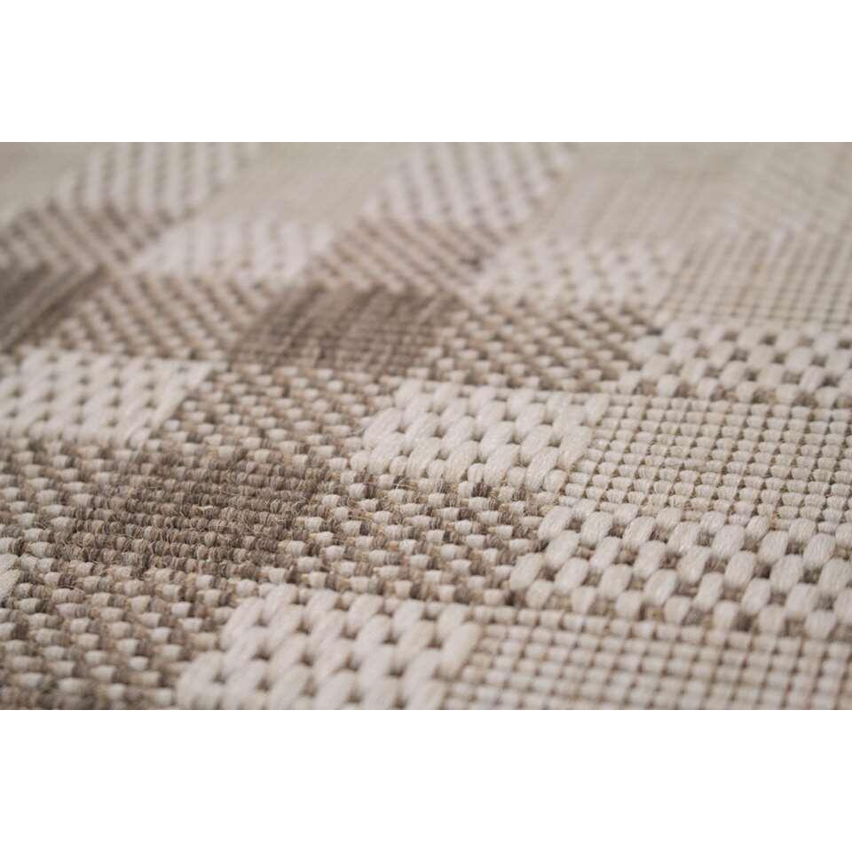 tapis prescot beige 160x230 cm. Black Bedroom Furniture Sets. Home Design Ideas