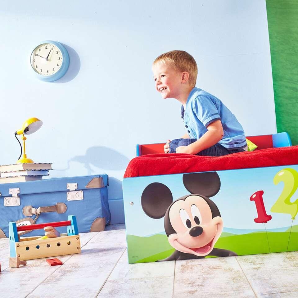 Peuterbed Vanaf Wanneer.Disney Peuterbed Mickey Mouse 143x77x43 Cm