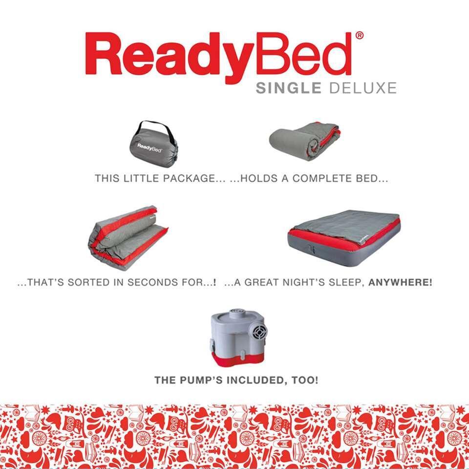 lit d 39 appoint gonflable single deluxe 200x75x24 cm. Black Bedroom Furniture Sets. Home Design Ideas