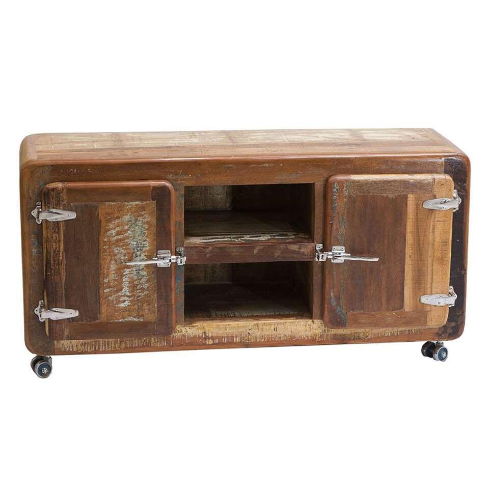 TV-meubel Michael - veelkleurig - 56x135x40 cm