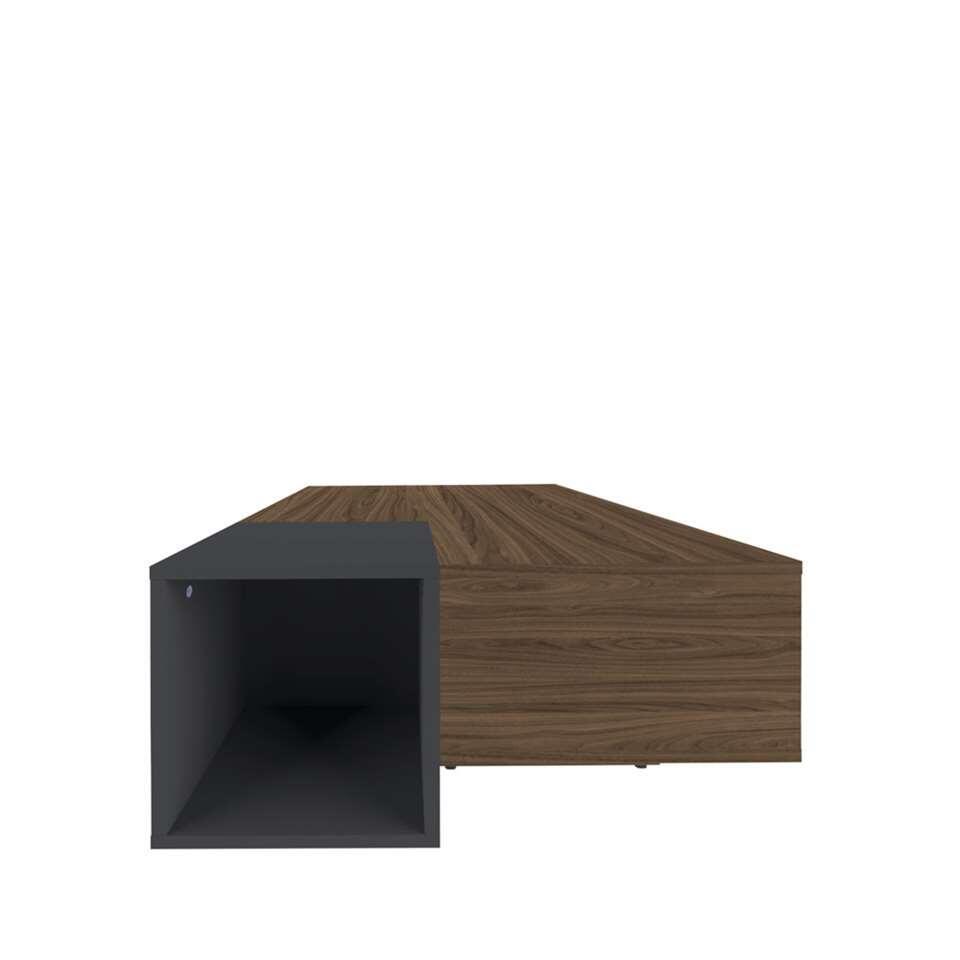 Cm Noyergris Symbiosis Basse Table Kube 34x89x67 QrdhCtsx