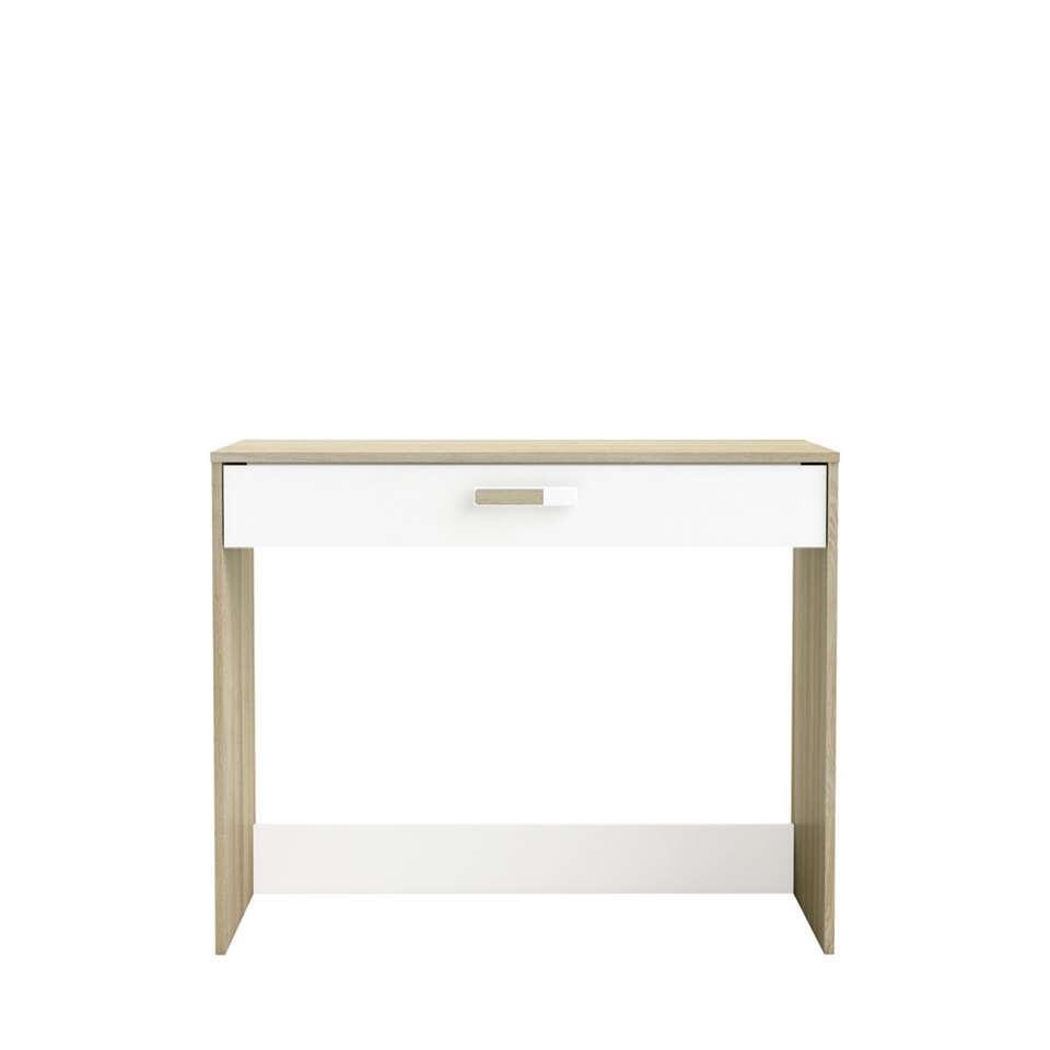 Un look graphique, simple et soigné, à dominance de blanc pour saccorder à tous les styles dambiance.