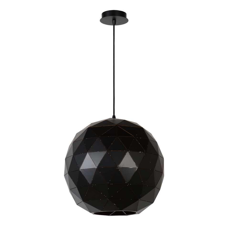 Lucide hanglamp Otona - zwart - 40 cm