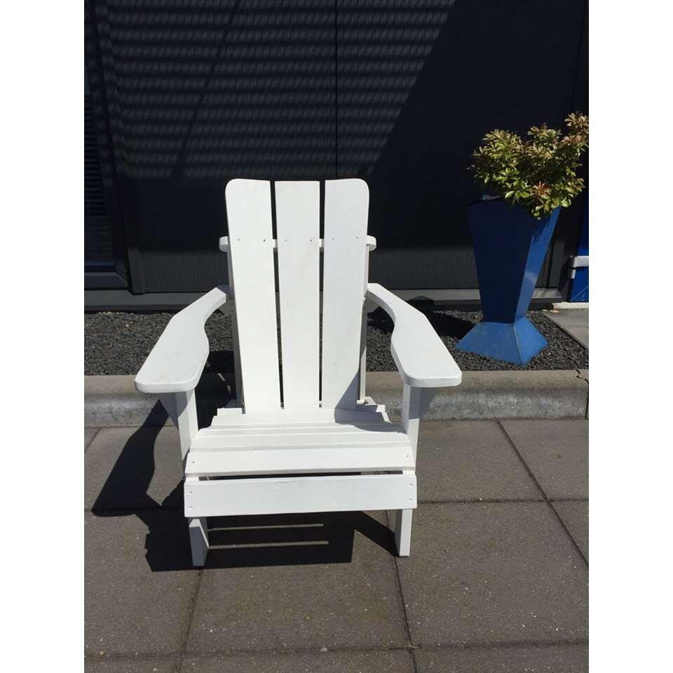 SenS-Line chair Montreal - wit - Leen Bakker