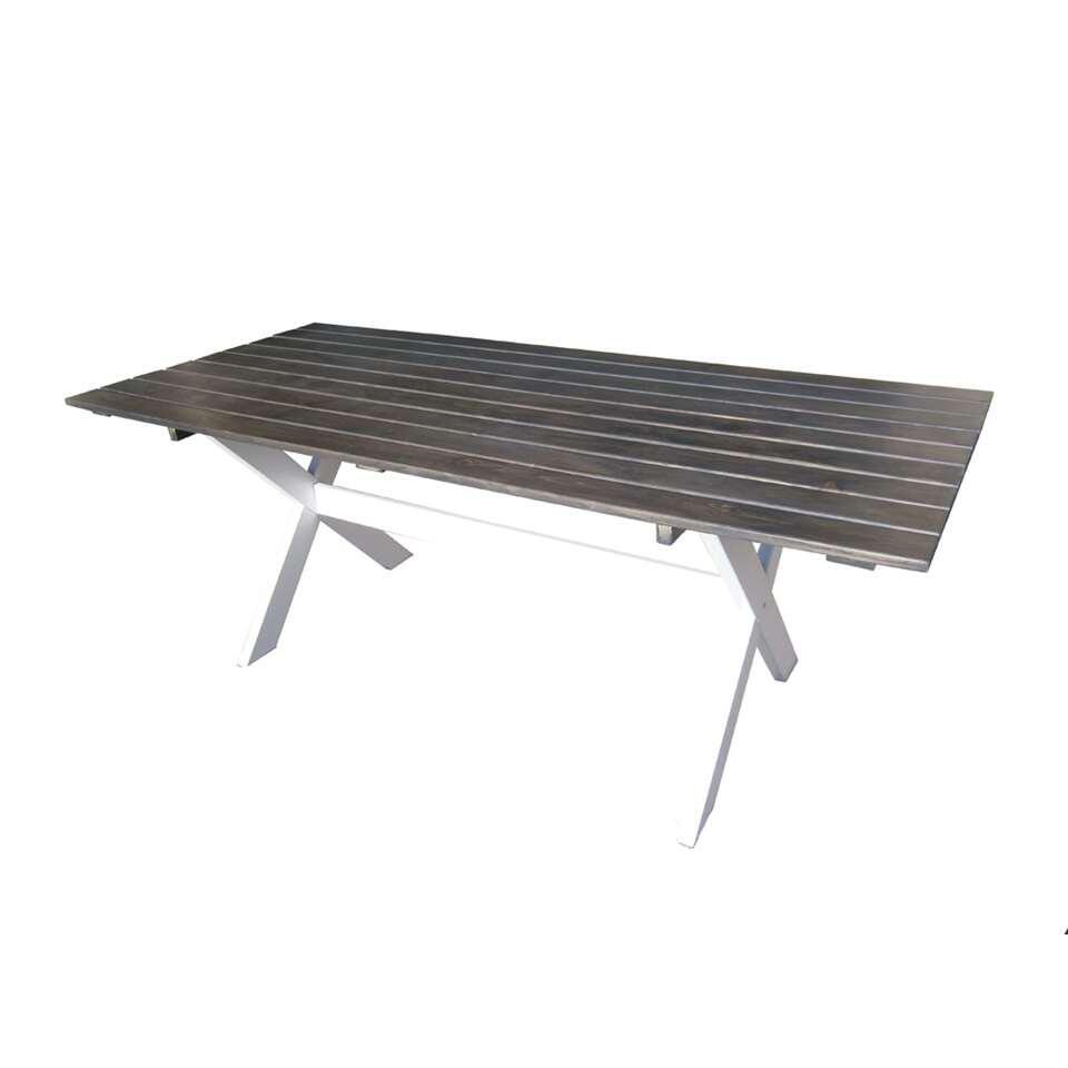 SenS-Line tafel Dortmund - wit - 170x84x74 cm - Leen Bakker