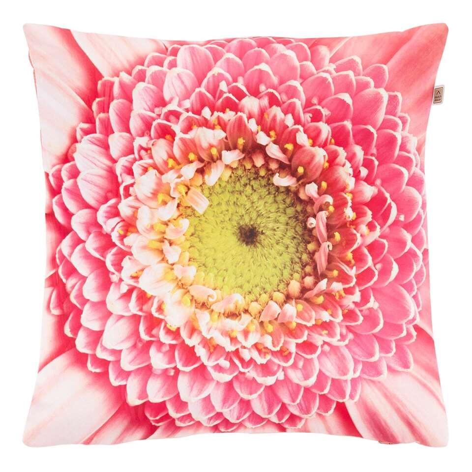 Dutch Decor sierkussen Sindy - roze - 45x45 cm