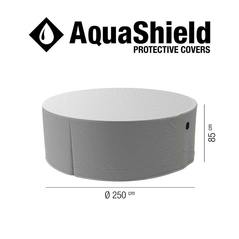 AquaShield tuinmeubelhoes - Ø250x85 cm - Leen Bakker