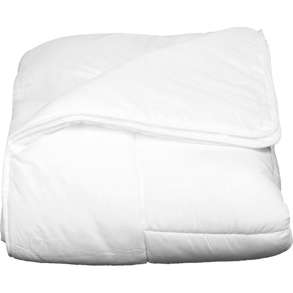 housse de couette polydaun 4 saisons micro huisselectie 140x200 cm. Black Bedroom Furniture Sets. Home Design Ideas