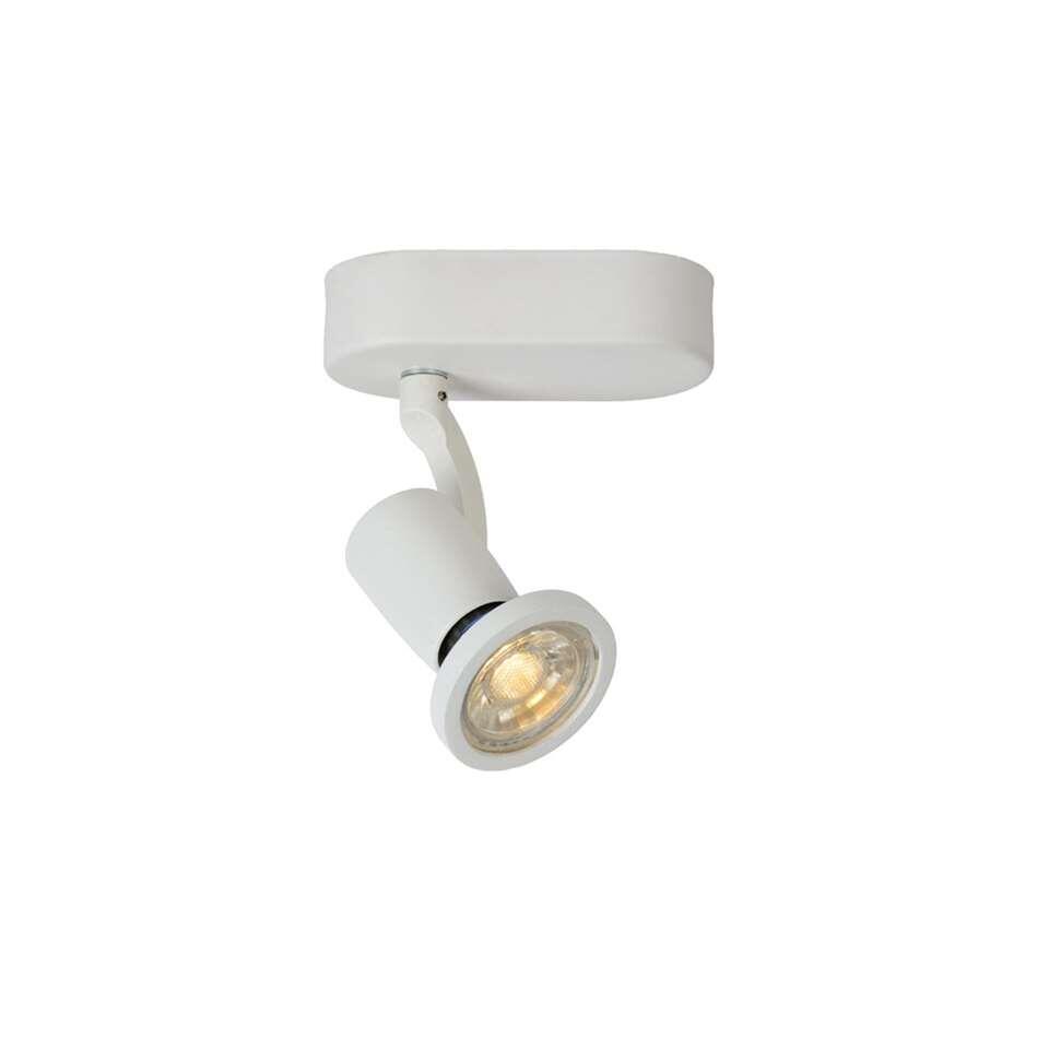 Lucide plafondspot Jaster LED - wit