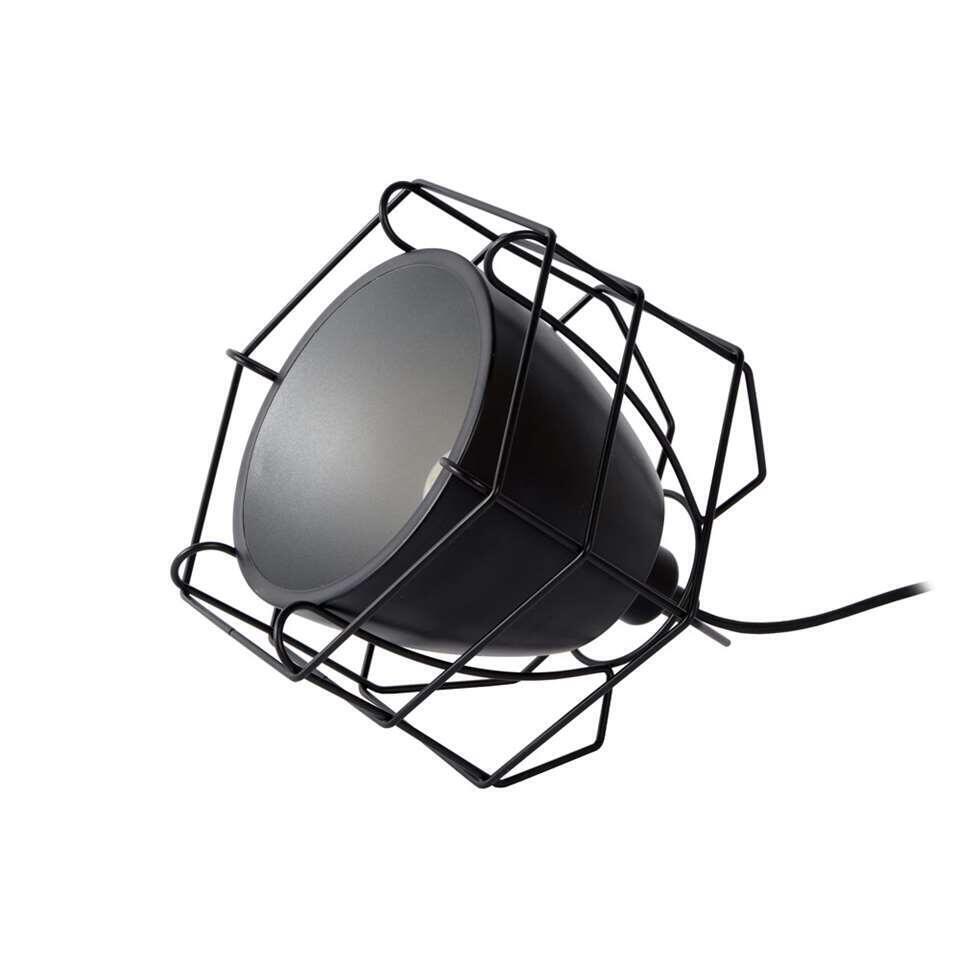 Lucide tafellamp Grid - zwart