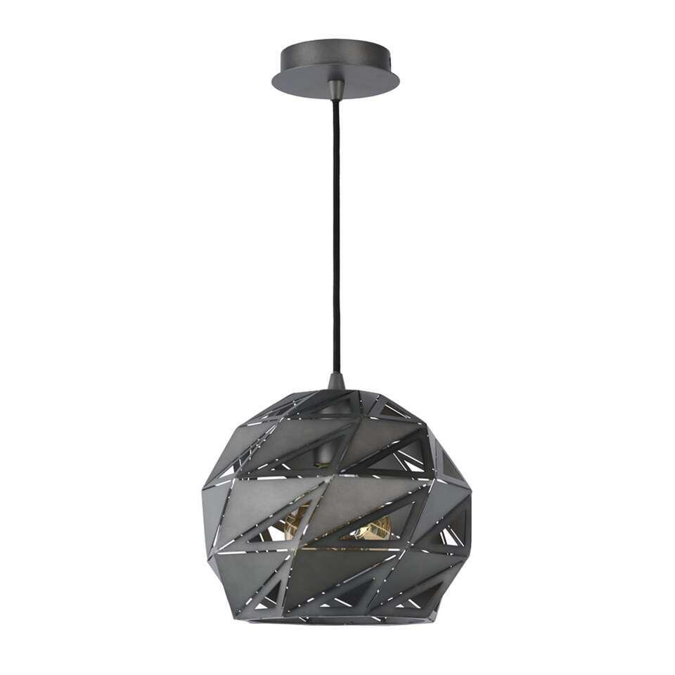 Lucide hanglamp Malunga - grijs