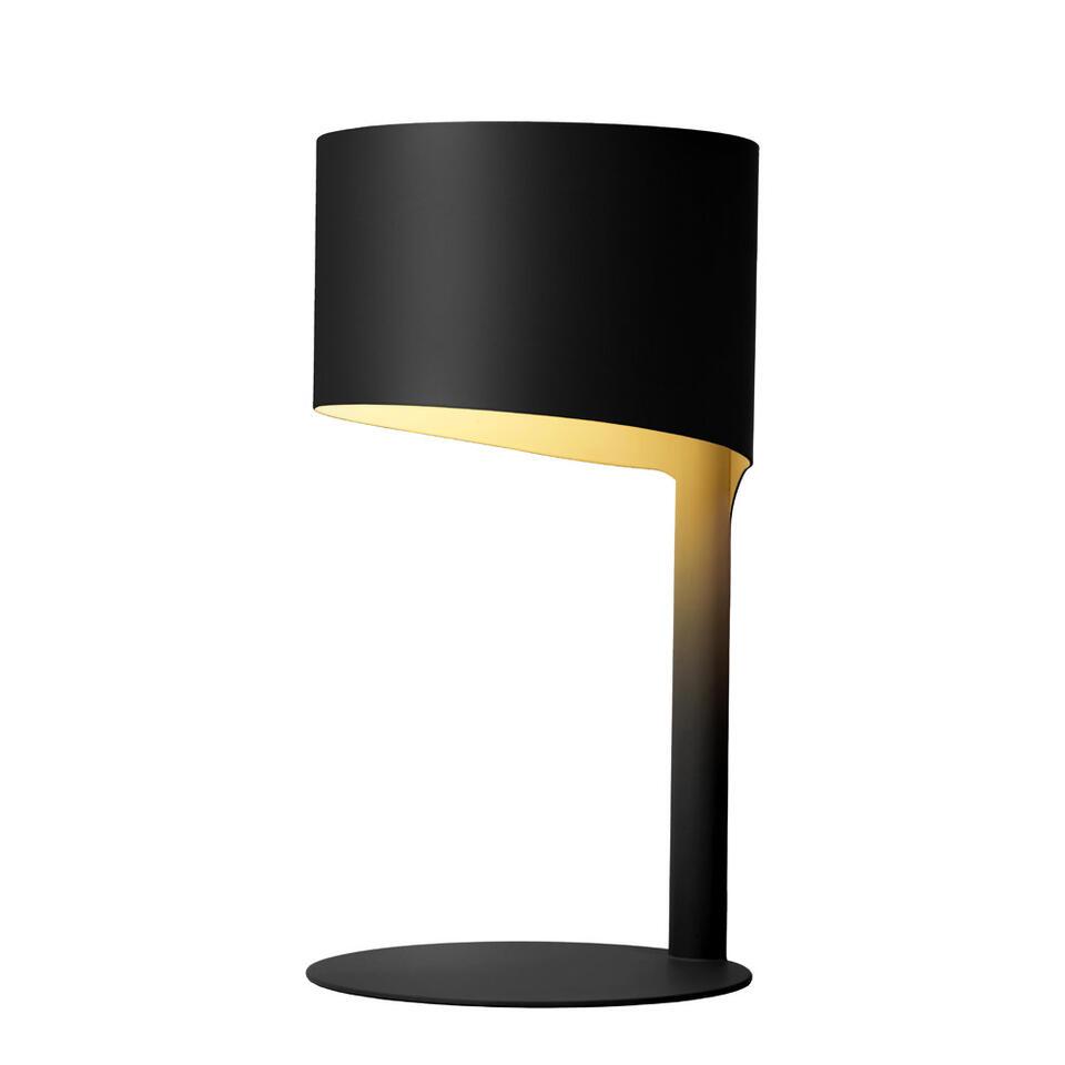 Lucide tafellamp Knulle - zwart