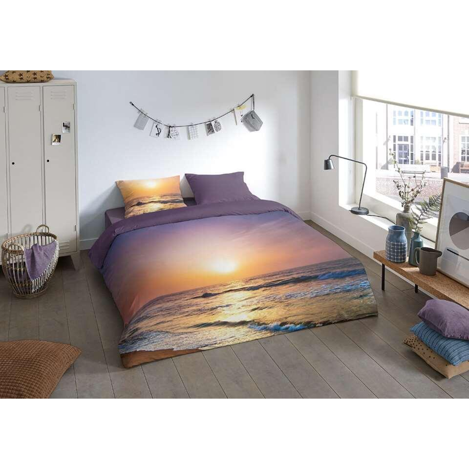 Pure parure de couette Sunset - multicolore - 240x200/220 cm