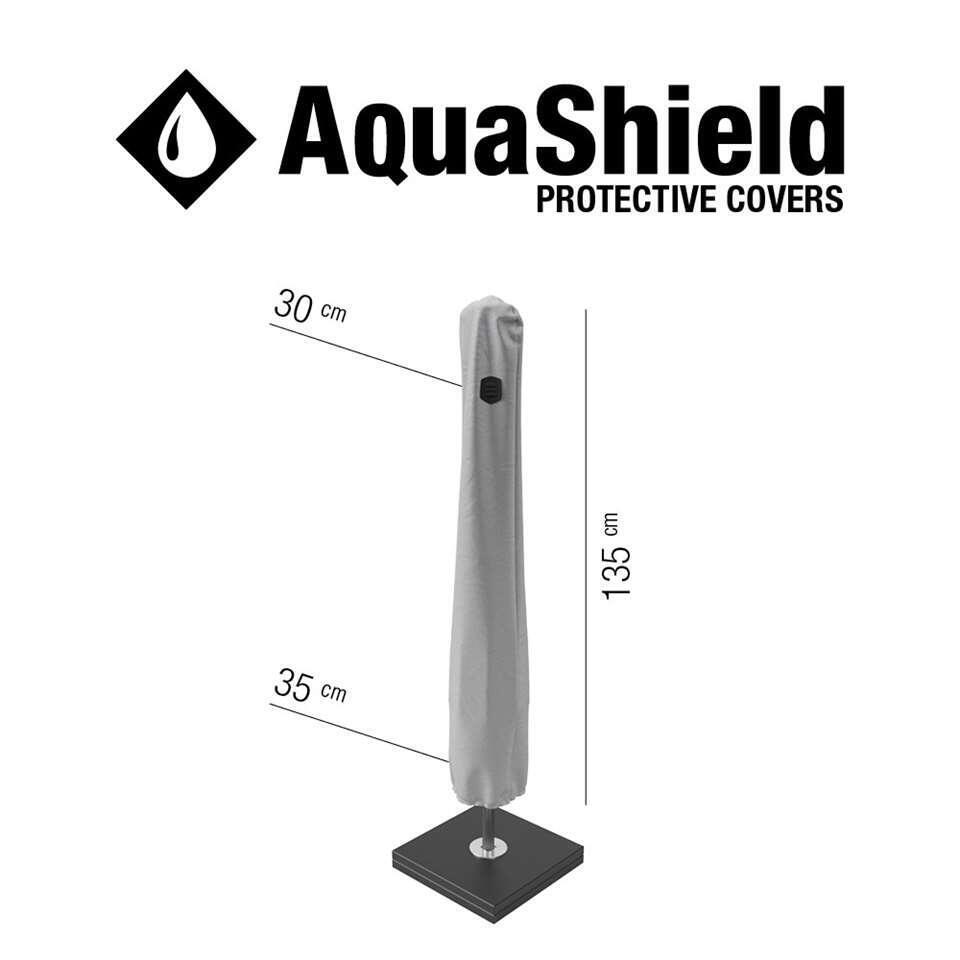 Aquashield housse de parasol - 135x30/35 cm