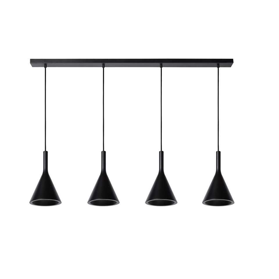 Lucide hanglamp Gipsy - zwart