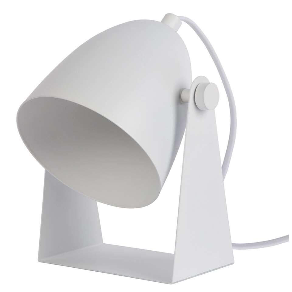 Lampe de table Lucide Chago - blanc