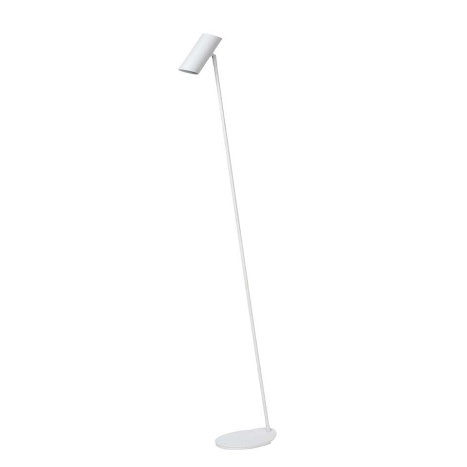 Lucide vloerlamp Hester - wit