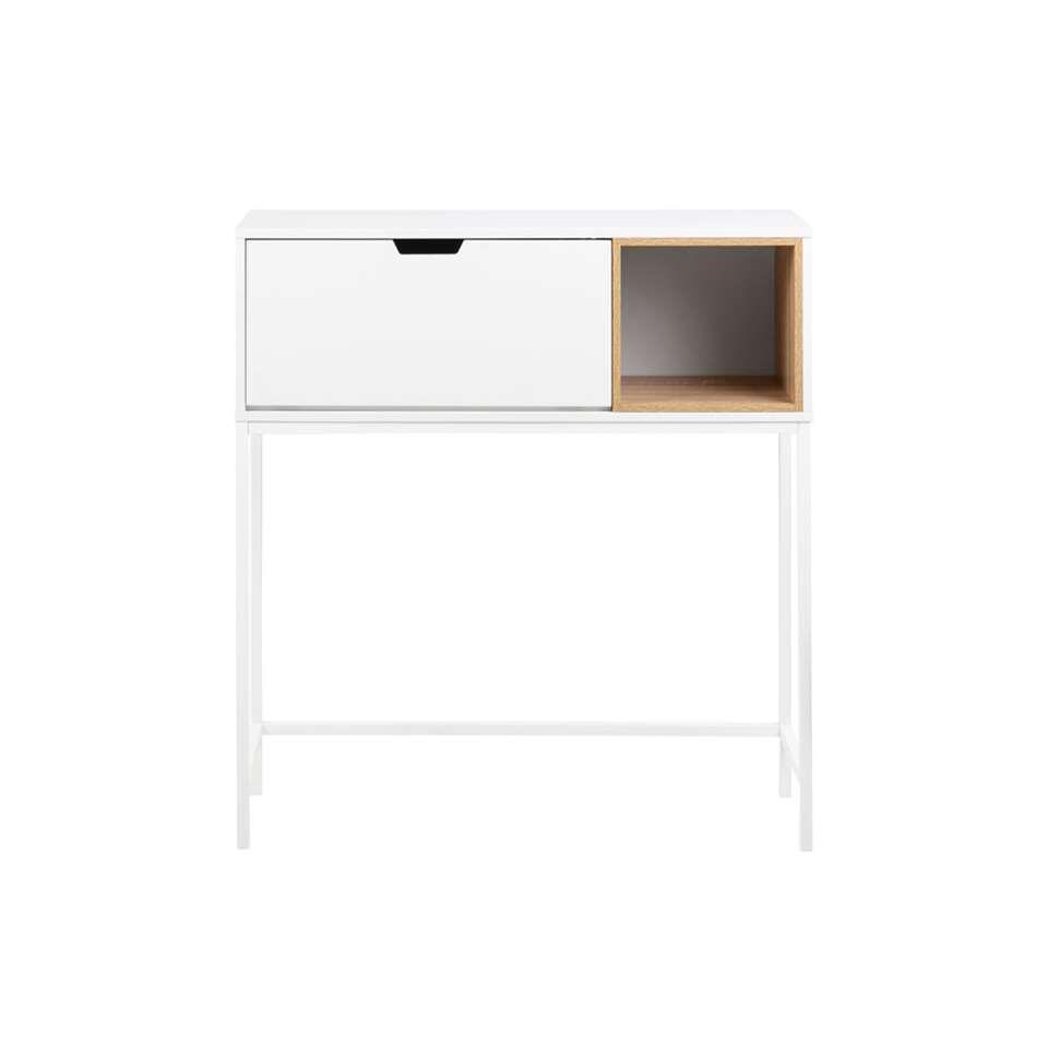 Bureau Vivario - blanc - 100x91.5x30 cm
