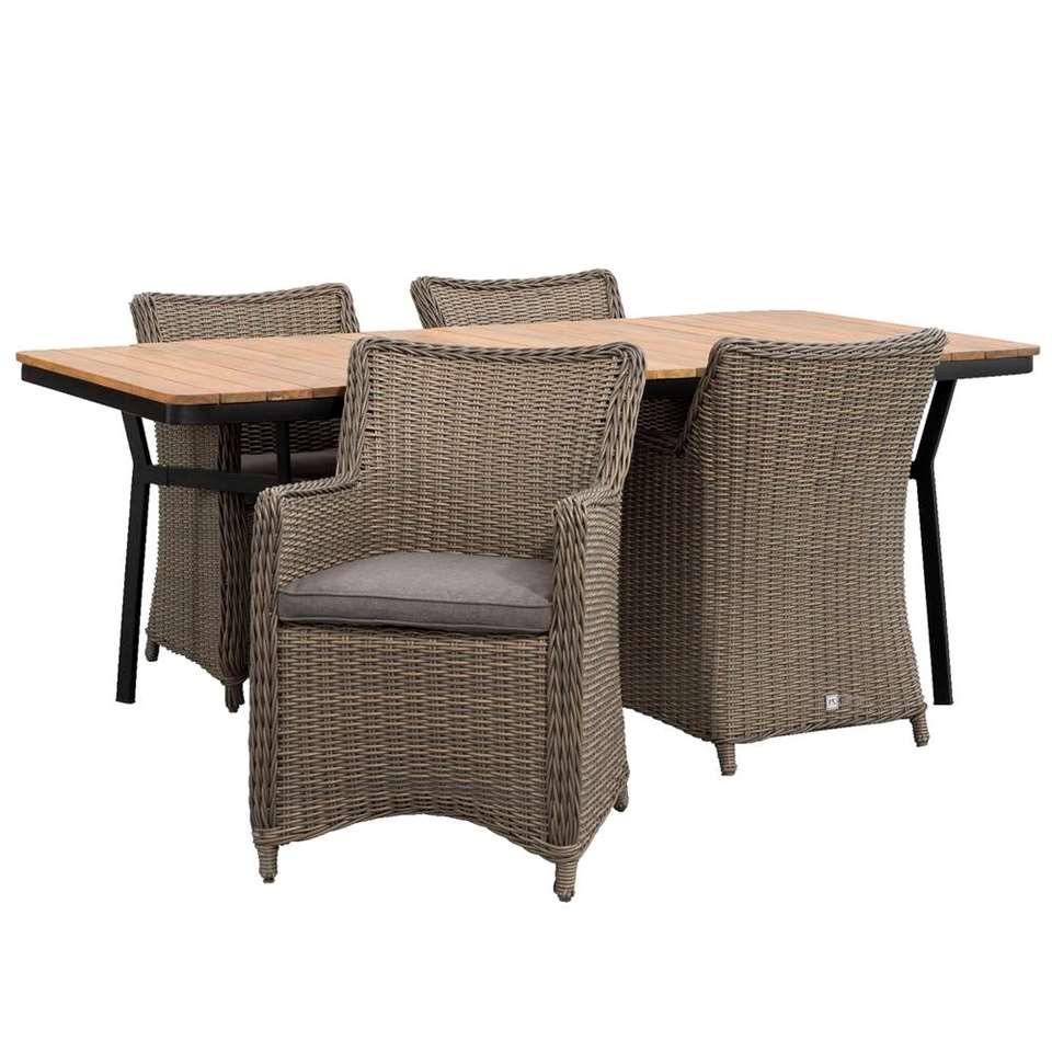 salon de jardin cordoba paris 5 pi ces. Black Bedroom Furniture Sets. Home Design Ideas