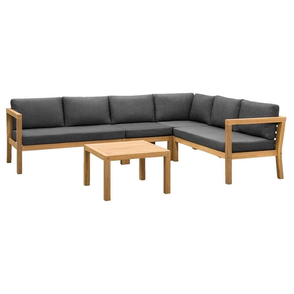 Le Sud loungeset Jura V1- acacia - 2-delig - Leen Bakker